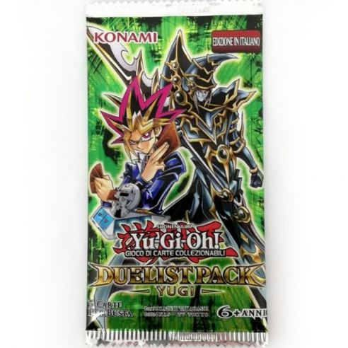 Duelist Pack Yugi - Busta 5 Carte (ITA - Unlimited) Bustine Singole Yu-Gi-Oh!