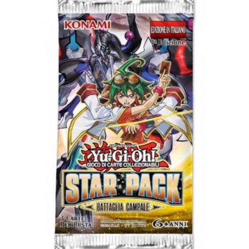 Star Pack Battaglia Campale - Busta 3 Carte (ITA - 1a Edizione) Bustine Singole