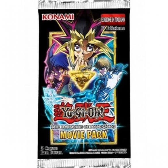 The Dark Side Of Dimensions Movie Pack - Busta 5 Carte (ITA - 1a Edizione Bustine Singole