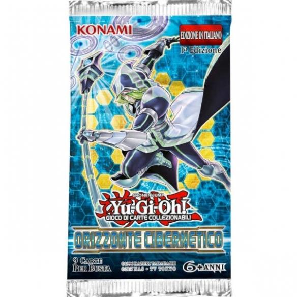 Orizzonte Cibernetico - Busta 9 Carte (ITA - 1a Edizione) Bustine Singole Yu-Gi-Oh!