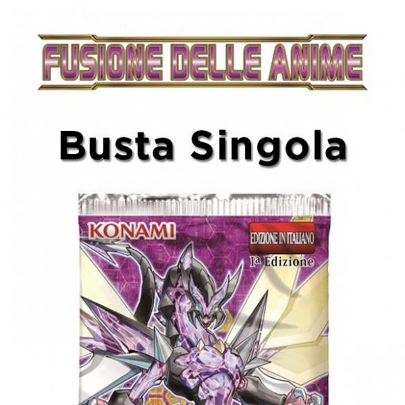 Fusione Delle Anime - Busta 9 Carte (ITA - 1a Edizione) Bustine Singole Yu-Gi-Oh!