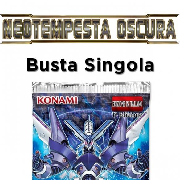 Neotempesta Oscura - Busta 9 Carte (ITA - 1a Edizione) Bustine Singole