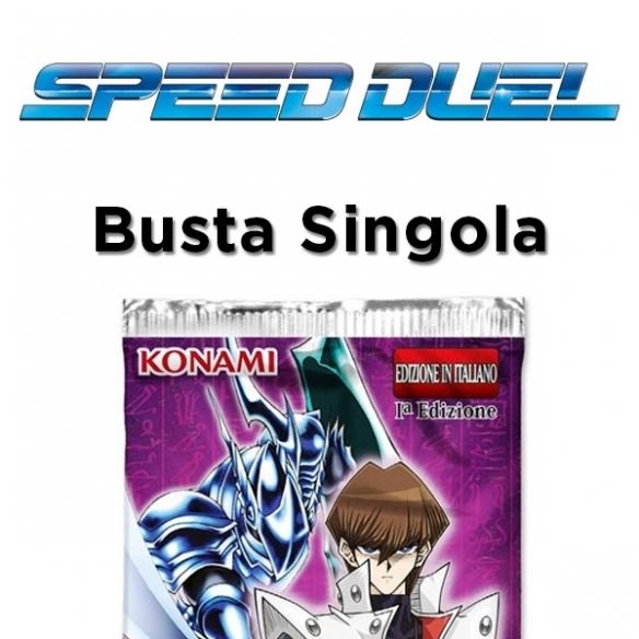 Speed Duel Creature degli Abissi - Busta 4 Carte (ITA - 1a Edizione) Bustine Singole