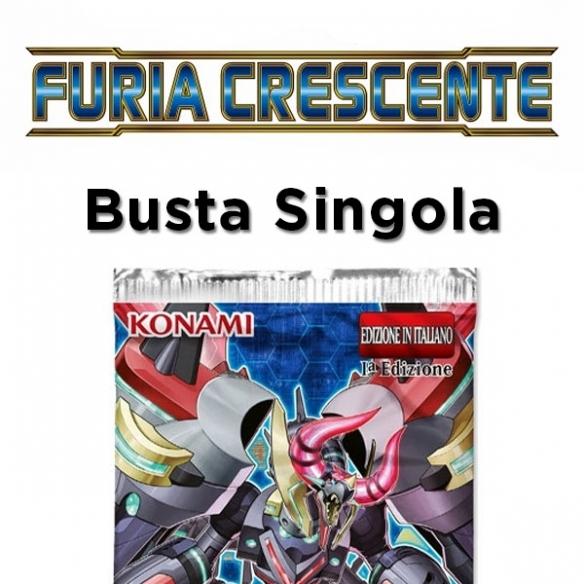 Furia Crescente - Busta 9 Carte (ITA - 1a Edizione) Bustine Singole