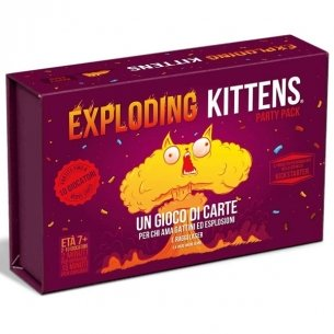 Exploding Kittens - Party Pack Grandi Classici
