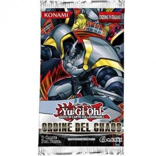 Ordine del Chaos - Busta da 9 carte (ITA - Unlimited) Bustine Singole