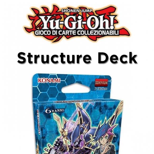 Attacco Link - Structure Deck (ITA - 1a Edizione) Structure Deck