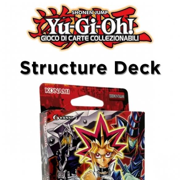 Yugi Il Ritorno - Starter Deck (ITA - Unlimited) Structure Deck