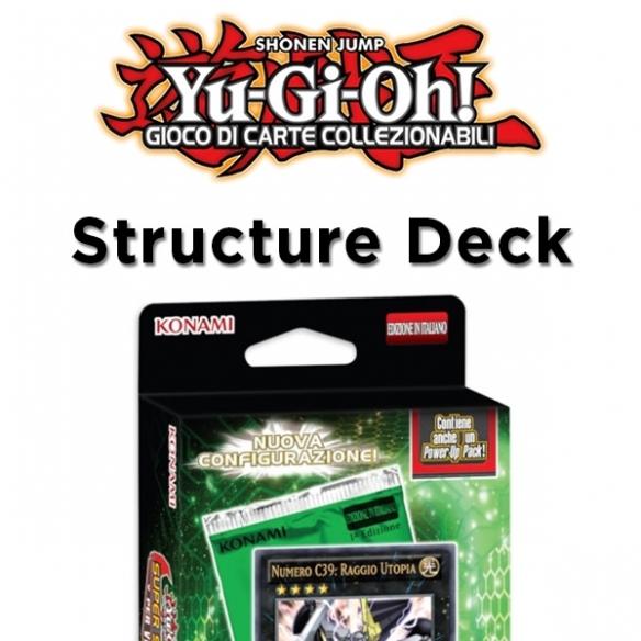 Super Starter V Per Vittoria - Starter Deck (ITA - 1a Edizione) Structure Deck