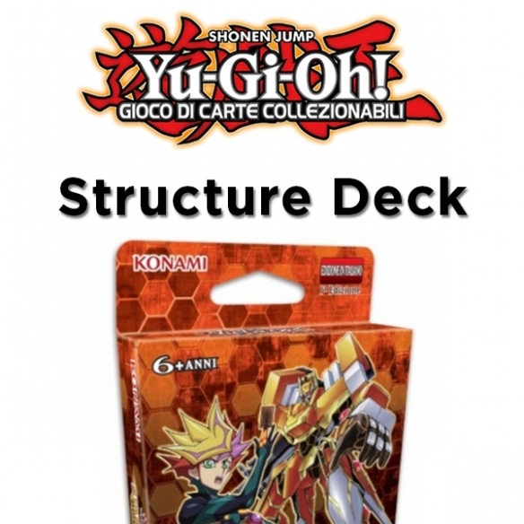 Decifratori Di Codici - Starter Deck (ITA - 1a Edizione) Structure Deck