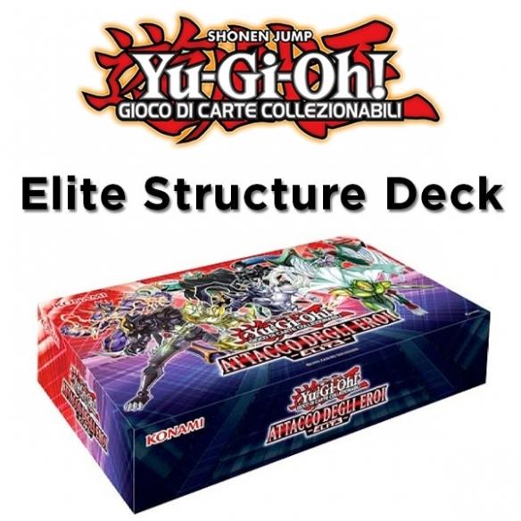 Attacco degli Eroi - Elite Structure Deck (ITA) Structure Deck