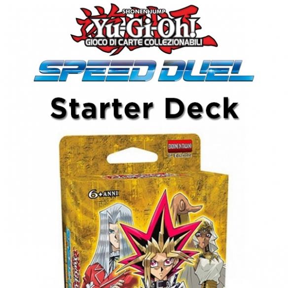 Speed Duel Maestri Del Destino - Starter Deck (ITA - 1a Edizione) Structure Deck