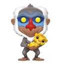 Funko Pop 301 - Rafiki with Simba - Disney  - Funko 12,90 €