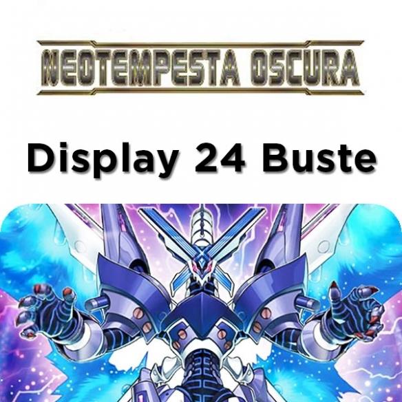 Neotempesta Oscura - Display 24 Buste (ITA) Box di Espansione