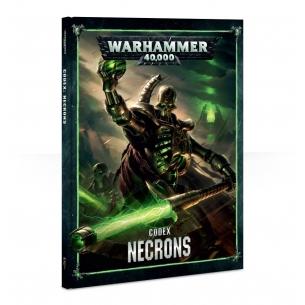 Codex Necrons - ITALIANO Warhammer 40k 30,50€