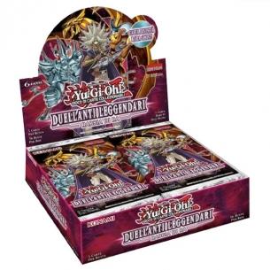 Duellanti Leggendari Rabbia di Ra - Display 36 Buste (ITA - Unlimited) Box di Espansione