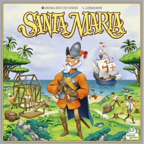Santa Maria Hardcore Games