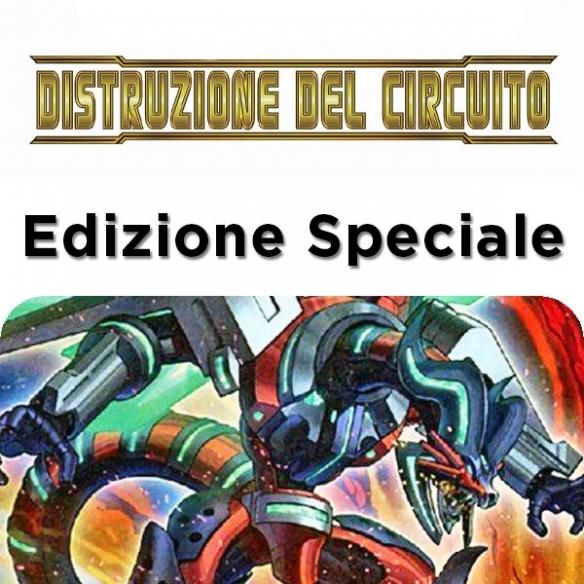 Distruzione Del Circuito - Edizione Speciale (ITA) Edizioni Speciali