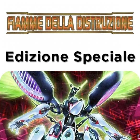 Fiamme Della Distruzione - Edizione Speciale (ITA) Edizioni Speciali