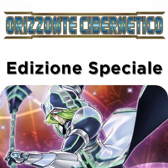 Orizzonte Cibernetico - Edizione Speciale (ITA - Unlimited) Edizioni Speciali di Yu-Gi-Oh!