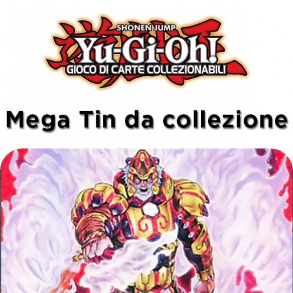 Fratellanza del Pugno di Fuoco Re Tigre - Mega Tin da collezione 2014 (ITA) Tin e Confezioni Speciali