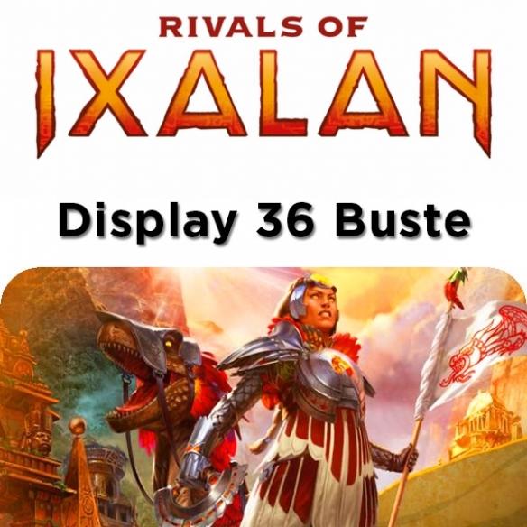 Rivals of Ixalan - Display 36 Buste (ENG) Box di Espansione