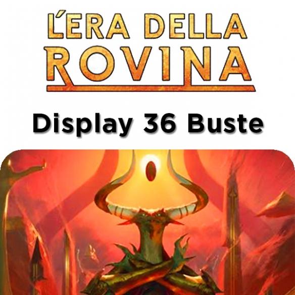 Hour of Devastation - Display 36 Buste (ITA) Box di Espansione