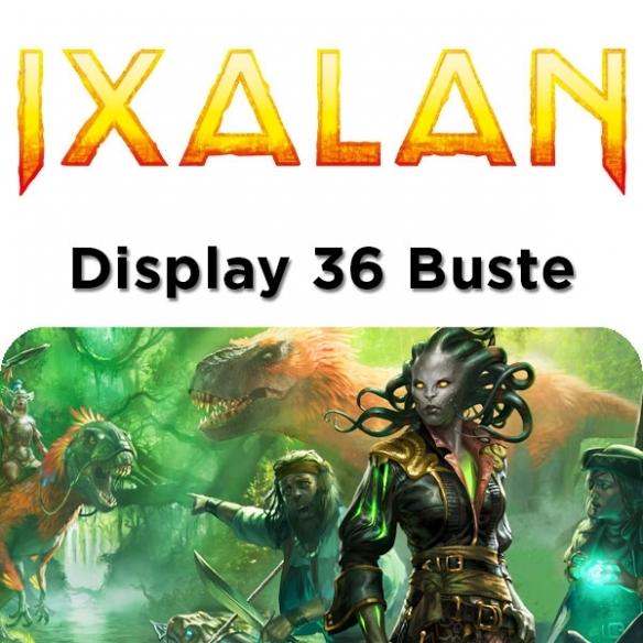 Ixalan - Display 36 Buste (ITA) Box di Espansione