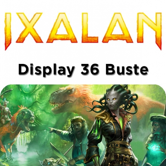 Ixalan - Display 36 Buste (ENG) Box di Espansione