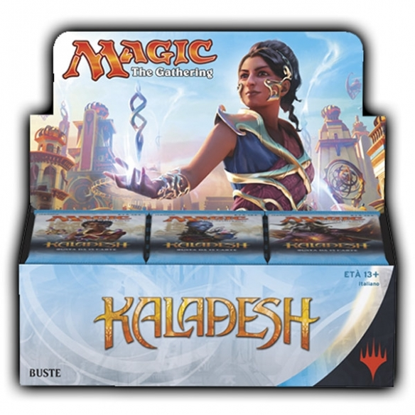 Kaladesh - Display 36 Buste (ITA) Box di Espansione