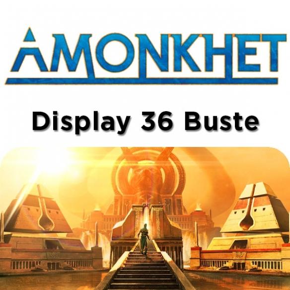 Amonkhet - Display 36 Buste (ITA) Box di Espansione