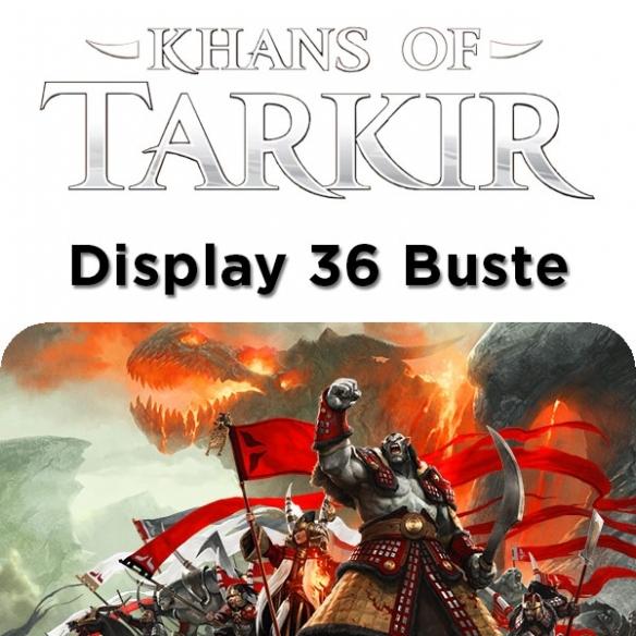 Khans Of Tarkir - Display 36 Buste (ENG) Box di Espansione