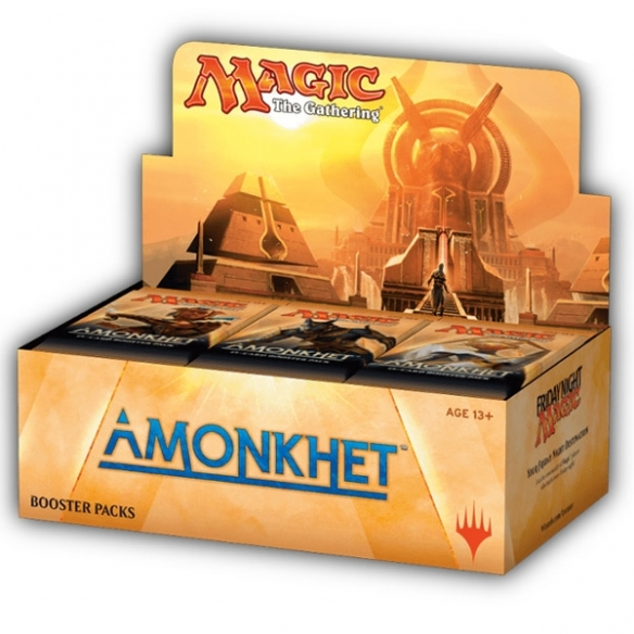 Amonkhet - Display 36 Buste (ENG) Box di Espansione
