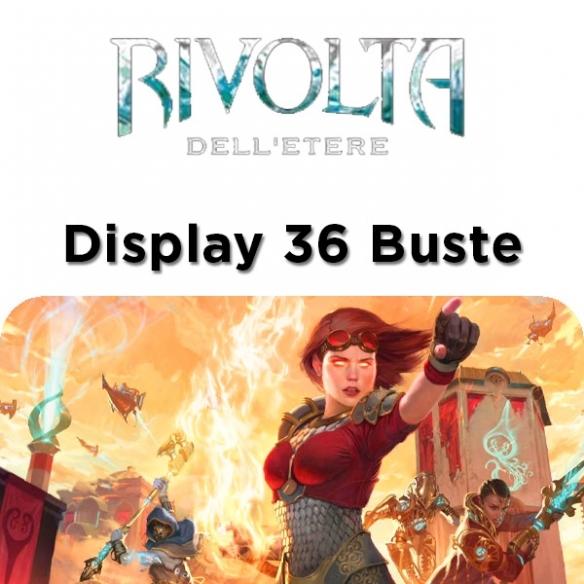 Aether Revolt - Display 36 Buste (ITA) Box di Espansione