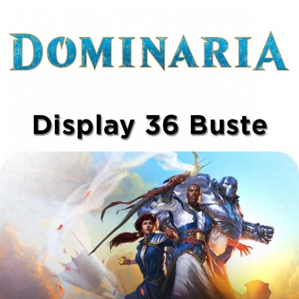 Dominaria - Display 36 Buste (ITA) Box di Espansione
