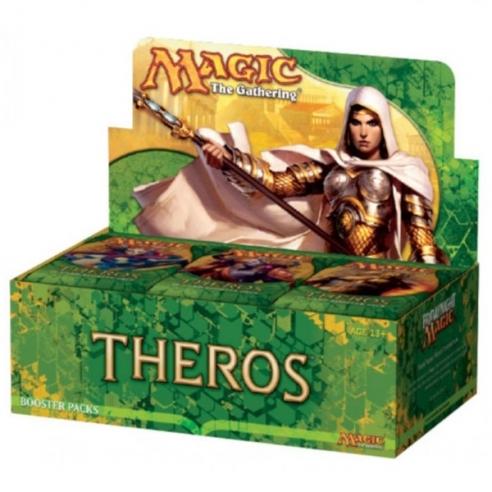 Theros - Display 36 Buste (ITA) Box di Espansione
