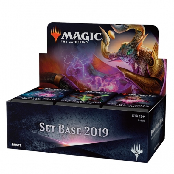 Core Set 2019 - Display 36 Buste (ITA) Box di Espansione