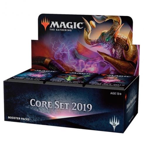 Core Set 2019 - Display 36 Buste (ENG) Box di Espansione