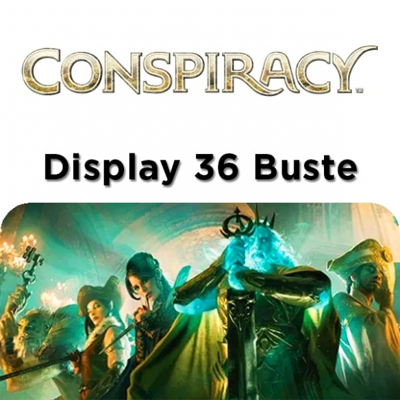 Conspiracy - Display 36 Buste (ENG) Box di Espansione