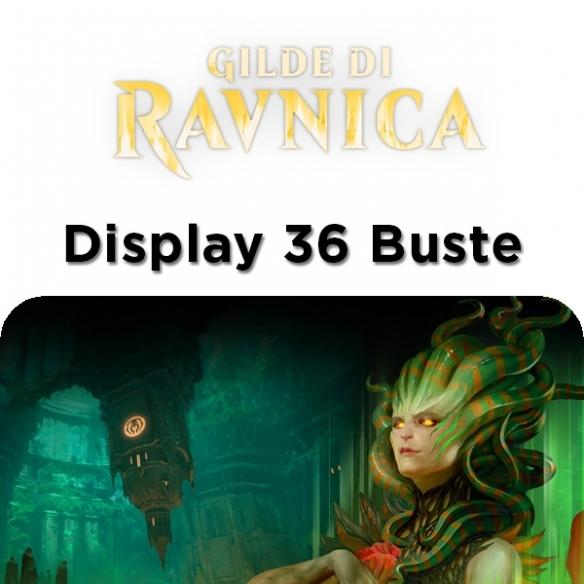 Guilds of Ravnica - Display 36 Buste (ITA) Box di Espansione