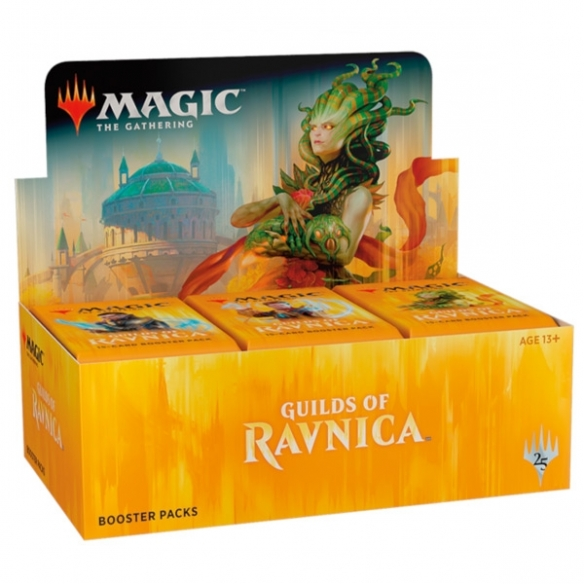 Guilds of Ravnica - Display 36 Buste (ENG) Box di Espansione