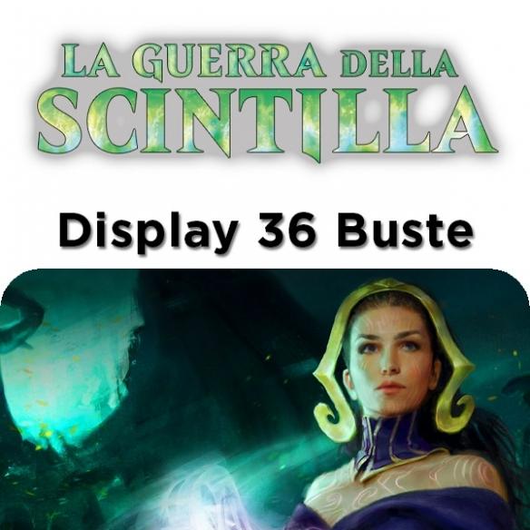 War of the Spark - Display 36 Buste (ITA) Box di Espansione