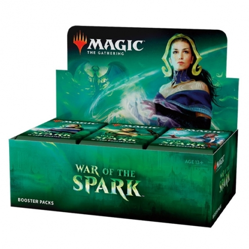 War of the Spark - Display 36 Buste (ENG) Box di Espansione
