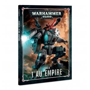 Codex T'au Empire - ITALIANO Warhammer 40k 25,00€