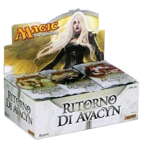 Avacyn Restored - Display 36 Buste (ITA) Box di Espansione
