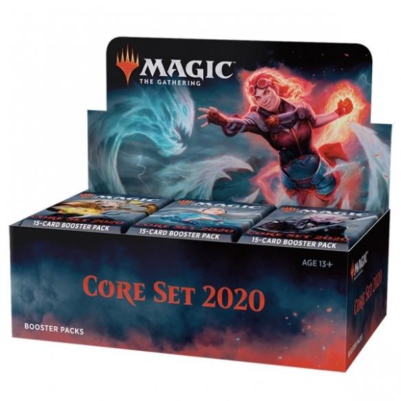 Core Set 2020 - Display 36 Buste (ENG) Box di Espansione