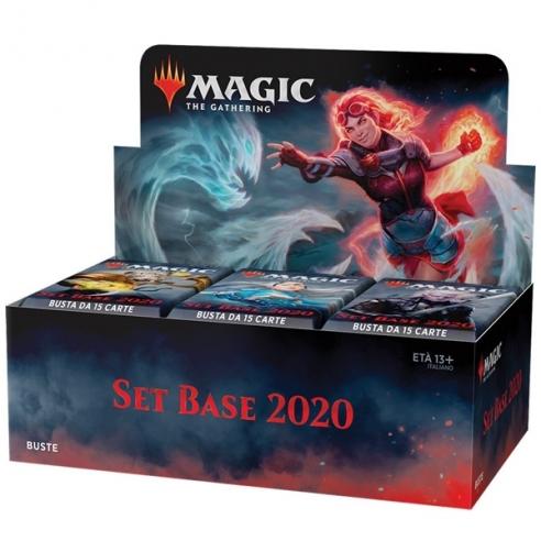 Core Set 2020 - Display 36 Buste (ITA) Box di Espansione