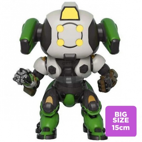 "Funko Pop Games 360 - ""OR15"" Orisa - Overwatch (Exclusive) (15cm) Funko"