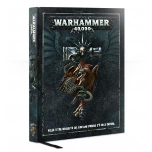 Warhammer 40.000 Rulebook (ITALIANO)  - Warhammer 40k 45,00€