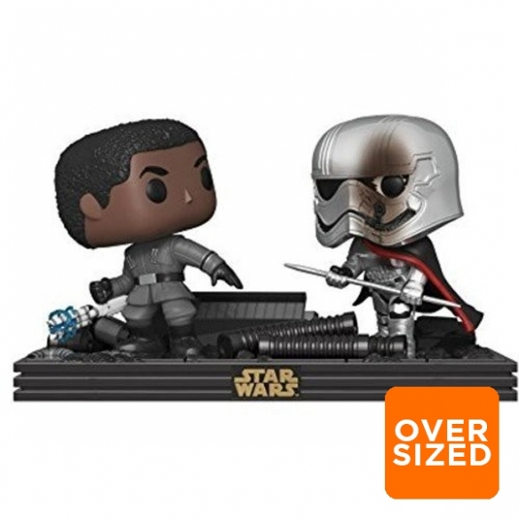 Funko Pop Movie Moments 257 - Rematch on the Supremacy - Star Wars (Oversized) Funko